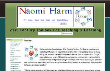 https://sites.google.com/site/toolbox4teachinglearning/home