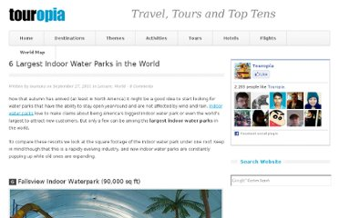http://www.touropia.com/largest-indoor-water-parks-in-the-world/