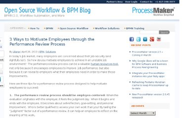 http://www.processmakerblog.com/bpm-2/3-ways-to-motivate-employees-through-the-performance-review-process/