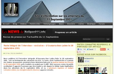 http://www.reopen911.info/News/2011/05/13/texte-integral-de-linterview-exclusive-d%e2%80%99oussama-ben-laden-le-28-septembre-2011/