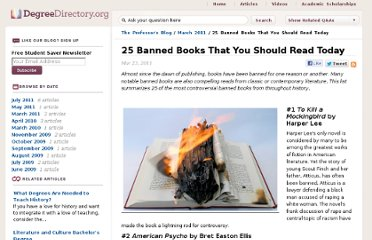 http://degreedirectory.org/articles/25_Banned_Books_That_You_Should_Read_Today.html