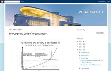 http://blog.media.mit.edu/2011/10/cognitive-limit-of-organizations.html