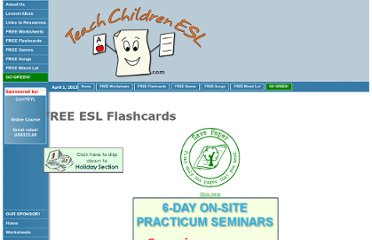 http://www.teachchildrenesl.com/flashcards.htm