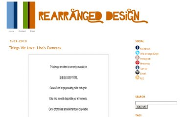 http://www.rearrangeddesign.com/search?updated-max=2010-09-10T05:41:00-07:00