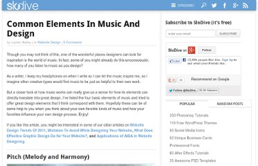 http://slodive.com/web-development/common-elements-music-design/