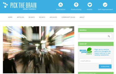 http://www.pickthebrain.com/blog/why-efficiency-is-overrated-%e2%80%93-and-what-to-do-about-it/