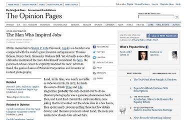 http://www.nytimes.com/2011/10/07/opinion/the-man-who-inspired-jobs.html?pagewanted=all