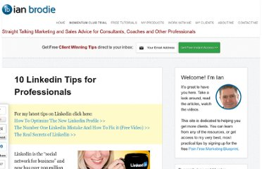 http://www.ianbrodie.com/marketing/linkedin-tips-professionals/
