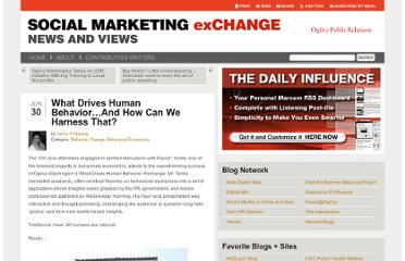 http://smexchange.ogilvypr.com/2011/06/what-drives-human-behavior%e2%80%a6and-how-can-we-harness-that/