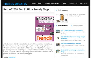 http://trendsupdates.com/best-of-2008-top-11-ultra-trendy-blogs/