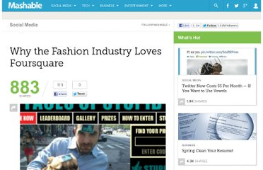 http://mashable.com/2010/05/11/fashion-foursquare-diesel/
