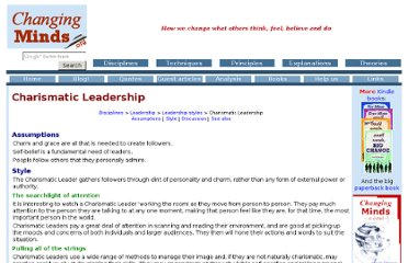 http://changingminds.org/disciplines/leadership/styles/charismatic_leadership.htm