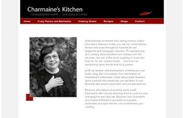 http://www.charmainesolomon.com/index.php?content=home