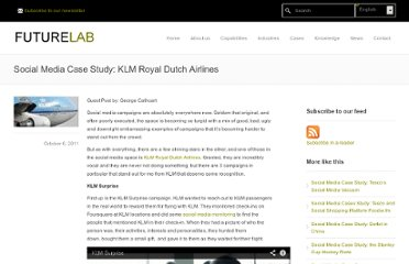 http://www.futurelab.net/blogs/marketing-strategy-innovation/2011/10/social_media_case_study_klm_ro.html