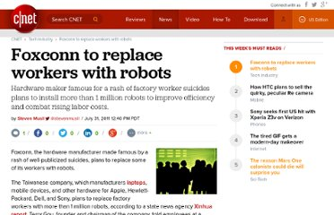 http://news.cnet.com/8301-13579_3-20086066-37/foxconn-to-replace-workers-with-robots/