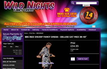http://www.wildnightsfancydress.co.uk/bbc-red-dwarf-fancy-dress---deluxe-cat-med-38-40-24222-p.asp