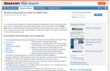 http://websearch.about.com/od/invisibleweb/a/medical.htm