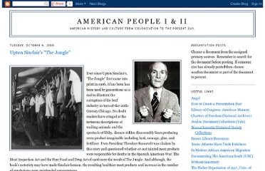 the corruption of capitalism in the jungle by upton sinclair jr The jungle by upton sinclair upton sinclair fascism is capitalism plus murder in the jungle upton sinclair uses.