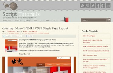 http://www.script-tutorials.com/creating-new-html5css3-single-page-layout-mono/