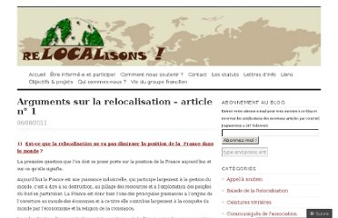 http://relocalisons.wordpress.com/2011/08/06/arguments-sur-la-relocalisation-article-n%c2%b0-1/