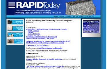 http://www.rapidtoday.com/get_prototyping_education.html#europe