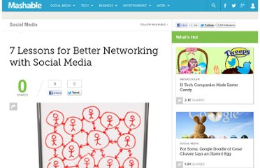http://mashable.com/2010/01/18/better-social-networking/