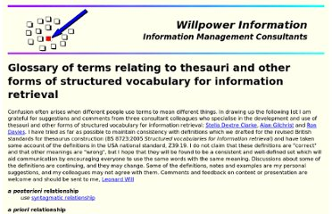 http://www.willpowerinfo.co.uk/glossary.htm