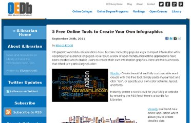 http://oedb.org/blogs/ilibrarian/2011/5-free-online-tools-to-create-your-own-infographics/