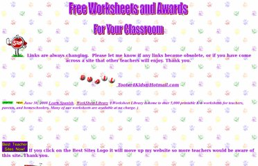 http://www.tooter4kids.com/free_worksheets_and_awards.htm