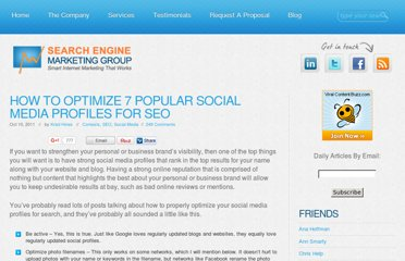 http://sem-group.net/search-engine-optimization-blog/seo/how-to-optimize-7-popular-social-media-profiles-for-seo/