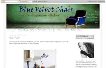 http://bluevelvetchair.blogspot.com/2011/09/whats-that.html