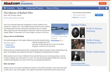 http://inventors.about.com/od/bstartinventions/a/BarbedWire.htm
