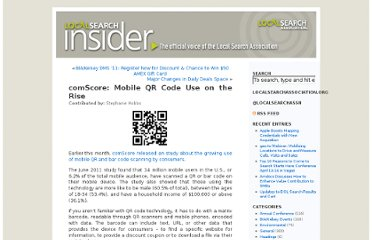 http://www.localsearchinsider.org/comscore-mobile-qr-code-use-on-the-rise/archives/