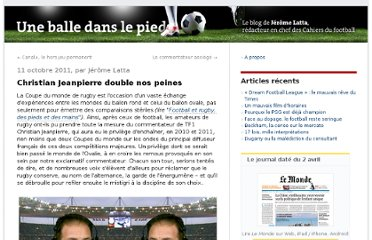 http://latta.blog.lemonde.fr/2011/10/11/christian-jeanpierre-double-nos-peines/