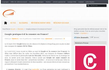 http://www.ya-graphic.com/2010/05/google-pratique-t-il-la-censure-en-france/