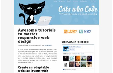 http://www.catswhocode.com/blog/awesome-tutorials-to-master-responsive-web-design