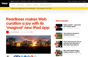 http://thenextweb.com/apps/2011/10/11/pearltrees-makes-web-curation-a-joy-with-its-magical-new-ipad-app/