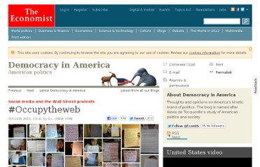 http://www.economist.com/blogs/democracyinamerica/2011/10/social-media-and-wall-street-protests