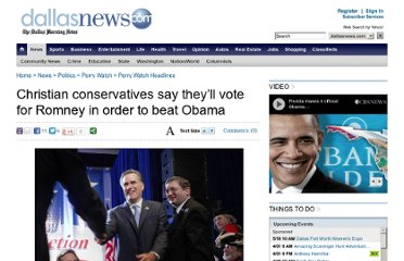 http://www.dallasnews.com/news/politics/perry-watch/headlines/20111010-christian-conservatives-say-theyll-vote-for-romney-in-order-to-beat-obama.ece