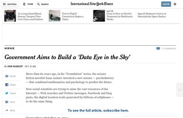 http://www.nytimes.com/2011/10/11/science/11predict.html