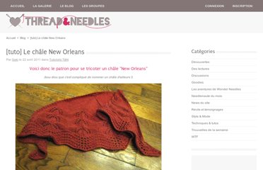 http://www.threadandneedles.fr/blog/9143-tuto-le-chale-new-orleans/