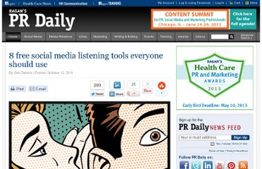 http://www.prdaily.com/Main/Articles/8_free_social_media_listening_tools_everyone_shoul_9750.aspx
