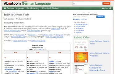 http://german.about.com/library/verbs/blverb_index.htm