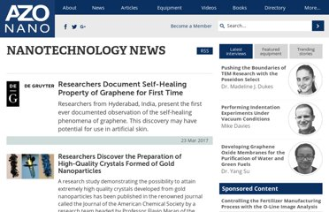 http://www.azonano.com/nanotechnology-news-index.aspx