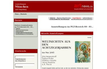 http://www.artnews.de/regional/80as.htm
