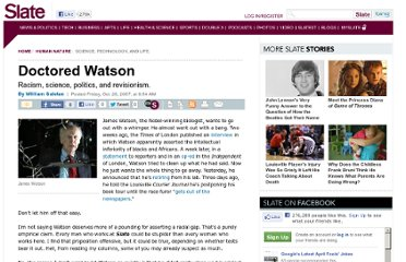 http://www.slate.com/articles/health_and_science/human_nature/2007/10/doctored_watson.html