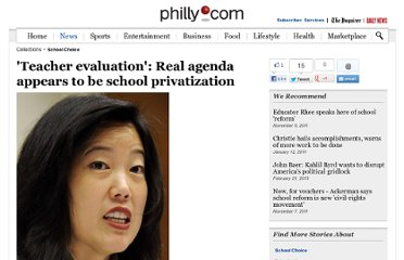 http://articles.philly.com/2011-10-11/news/30267123_1_school-choice-privatization-michelle-rhee