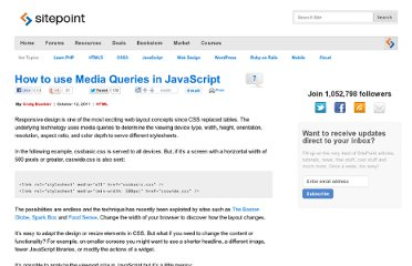 http://www.sitepoint.com/javascript-media-queries/