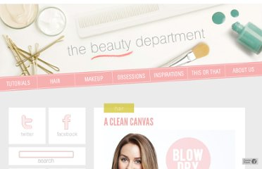 http://thebeautydepartment.com/2011/08/a-clean-canvas/