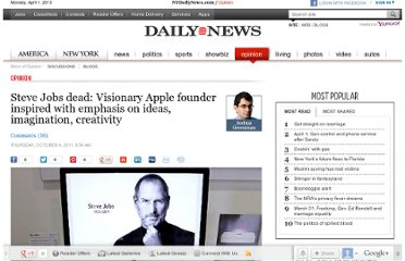 http://www.nydailynews.com/opinions/2011/10/06/2011-10-06_steve_jobs_dead_visionary_apple_founder_inspired_with_emphasis_on_ideas_imaginat.html